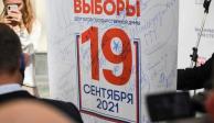 Результаты голосования на выборах в Госдуму 2021: рейтинг партий