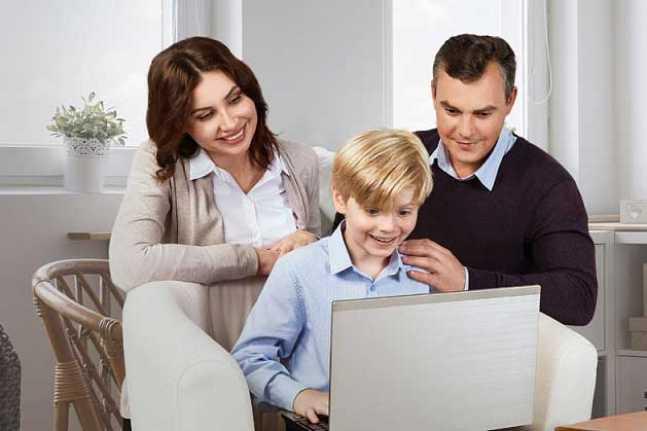 передается ли кредит детям